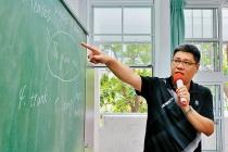 翻轉教育!林健豐:排對學生座位,就能提升學習成效